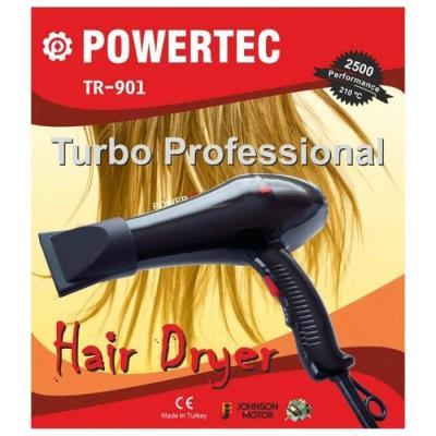 Powertec TR901 Saç Kurutma Ve Fön Makinesi - Hızlı Gönderi