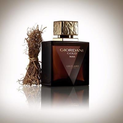 ORİFLAME Giordani GOLD MAN EDT 75 ml Erkek Parfümü