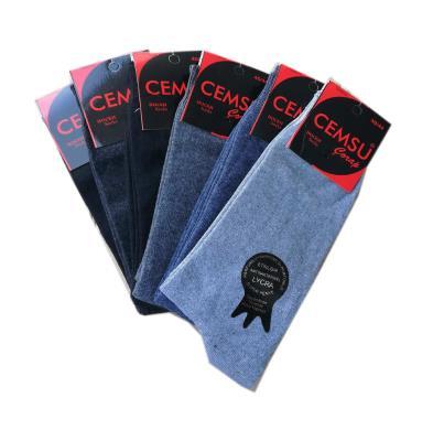 Cemsu Erkek Çorabı 12 adet