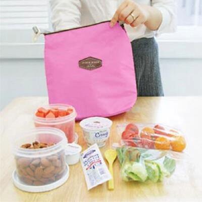 Mama Taşıma Çantası- Yalıtımlı Yemek Çanta,Sıcak soğuk Geçirmez