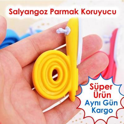 Agubugu Baby -Salyangoz Parmak Sıkışması Engelleyici - Sarı