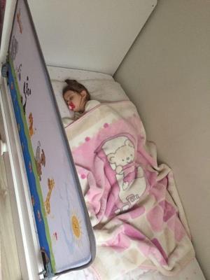 BABY SAFETY BED RAIL- YERLİ ÜRETİM YATAK BARİYERİ 90*72CM