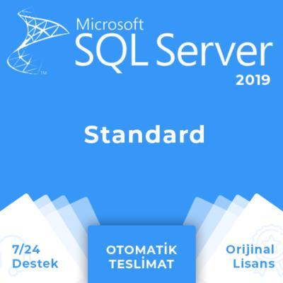 Microsoft SQL Server 2019 Dijital Lisans Anahtarı + Hemen Teslim