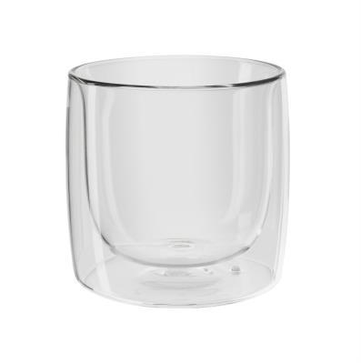 Zwilling 395002150 Çift Camlı 2'li Viski Bardağı Seti