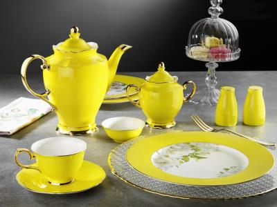 Aryıldız Kahvaltı Takımı - AR51007 36 Parça Royal Queen