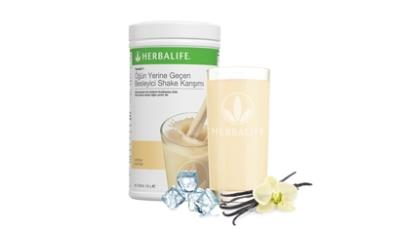 Herbalıfe Formül 1 Besleyici Shake VANİLYA