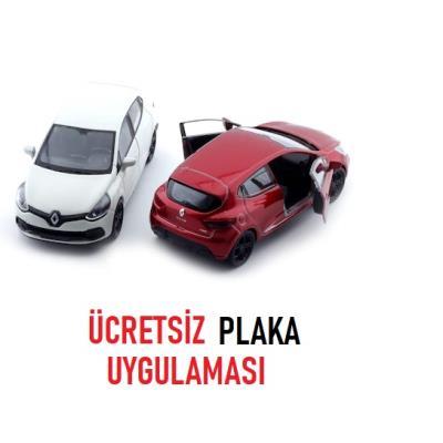 RENAULT CLIO -1:36 ÖLÇEK - WELLY