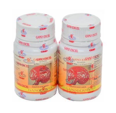 Ganoderma Kırmızı Reishi Mantarı 2 x 90 Kapsül