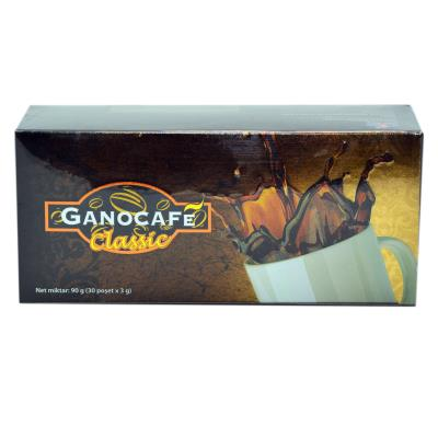 Gano Cafe Classic Reishi Mantarlı Kahve 3 G x 30'lu