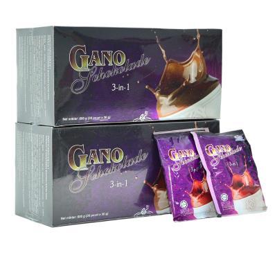 Gano Excel Schokolade 3 ü 1 Arada Sıcak Çikolata 2 x 600 G