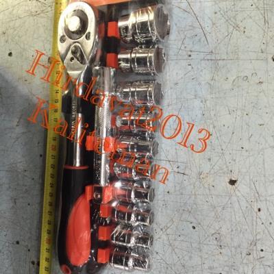 Lokma Takımı Profesyonel 1/2 12Parça Chrom Vanadium Çeliği 8mm-2