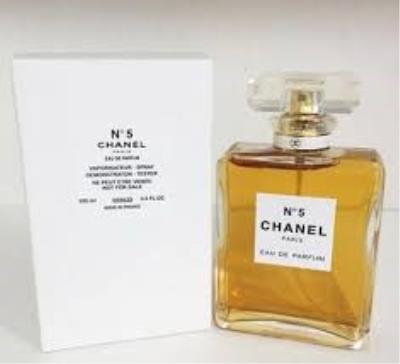 Chanel No 5 Pour Femme Edp 100 ml Bayan Tester Parfüm