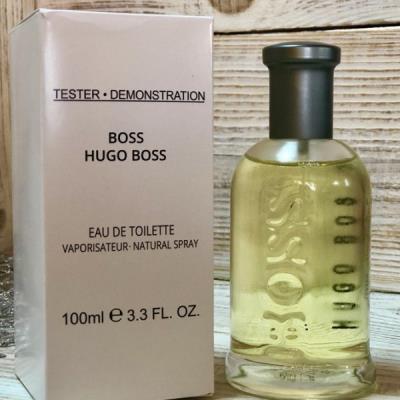 Hugo Boss botled No:6 Edt 100 ml Erkek Tester Parfüm