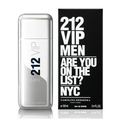 Carolina Herrera 212 VIP Edt 100 Ml Erkek Tester Parfüm