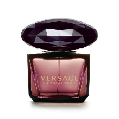 Versace Crystal Noir EDT Tester Bayan Parfüm 90 ml.