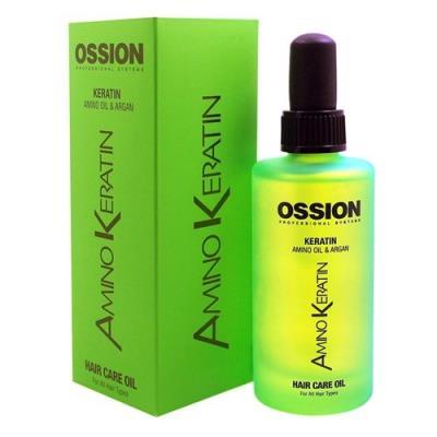 Ossion Amino Keratin Saç Bakım Yağı 100 ML