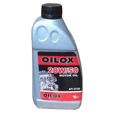 OİLOX süper 20w50 900CC