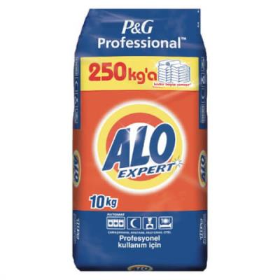 Alo Matik Toz Çamaşır Deterjanı 10 Kg P&G Professional