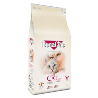 BonaCibo Adult Cat Tavuklu (Hamsi ve Pirinç ) Yetişkin 5 kg