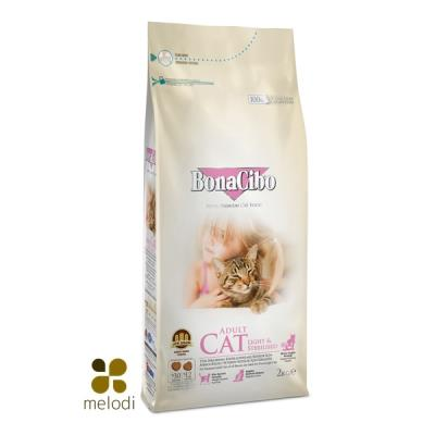 BonaCibo Adult Cat Light Sterilised Kısırlaştırılmış Kediler 4kg