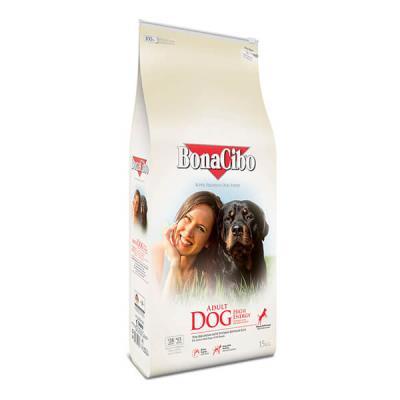BonaCibo Adult Dog HE Yüksek Enerjili Yetişkin Köpek Maması 15 K