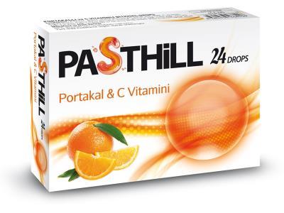 Pasthill Portakal & C Vitamini