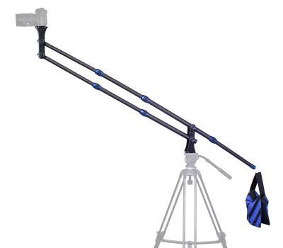 Jimmy Jip - DSLR Makine Ve Video Kameralar için Karbon Vinç