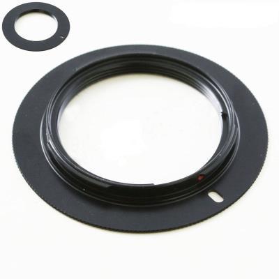 Sony A Ve Minolta AF Mout Makinalar İçin M42 Lens Adaptörü Alümi