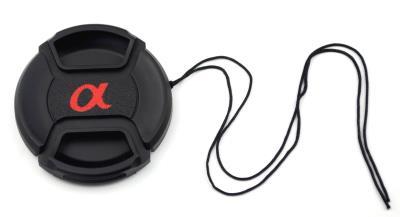Sony Lensler İçin 72mm Snap On Lens Kapağı, Objektif Kapağı