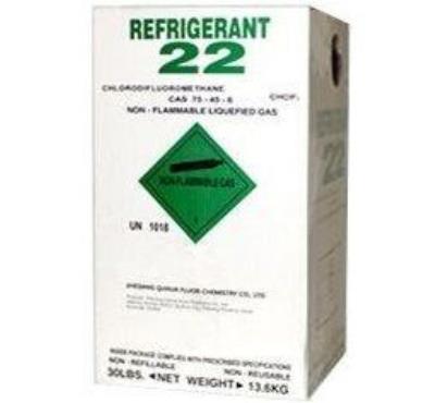R22 Buzdolabı Klima Soğuk Oda Gazı
