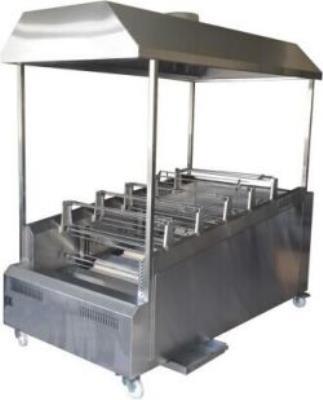 Tavuk Çevirme Makinesi