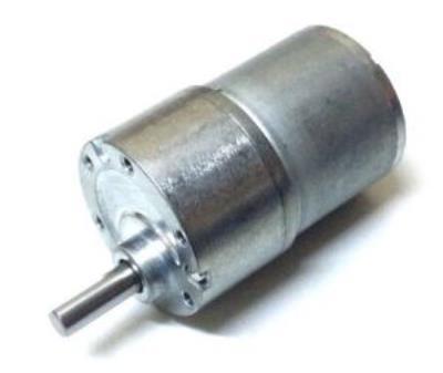 Tulumba Makinası Redüktörlü Motoru