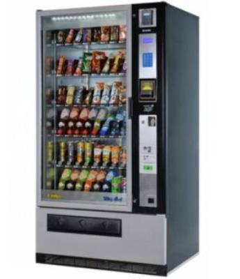 Paralı Yiyecek İçecek Satış Otomatı