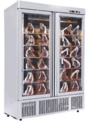 Çift Kapılı Et Dinlendirme Buzdolabı