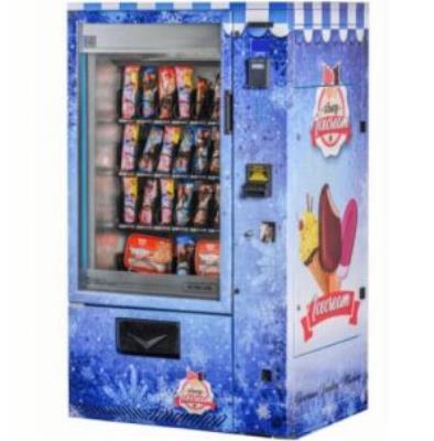 Paralı Dondurma Makinesi