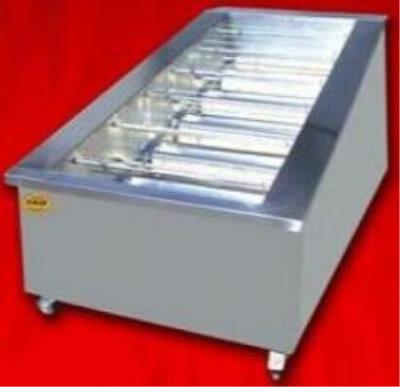 Kömürlü Piliç Çevirme Makinası