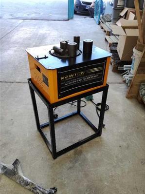 Demir Bükme Makinesi 24 mm Newton Makine