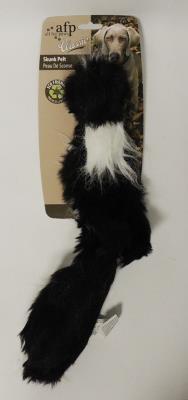 4059 Classic-Stuffingless - Skunk Pelt /Kokarca Köpek Oyuncağı