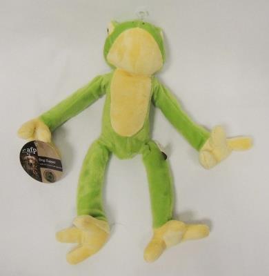 4037 Frog Flopper - Kurbağa Köpek Oyuncağı