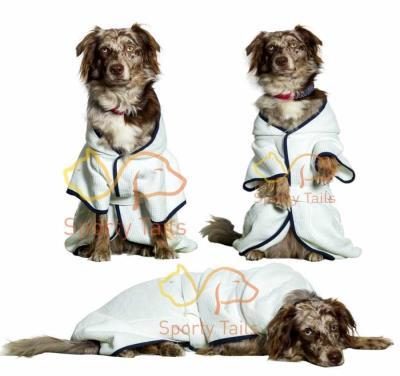 Köpek Bornozu XL