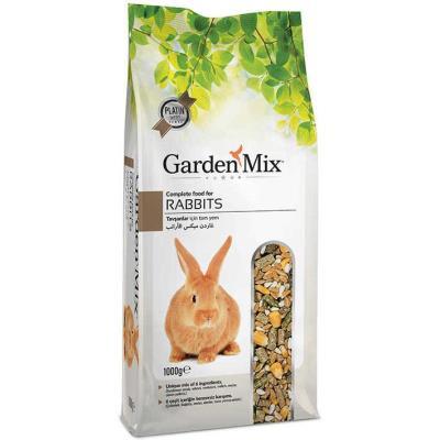 GardenMix Platin Rabbits - Tavşan Yemi 1000g