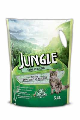 Jungle Silica Kedi Kumu 3,4 Lt 1 adet