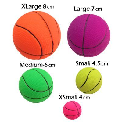 Sünger Top Köpek Oyuncağı XLarge 8 cm