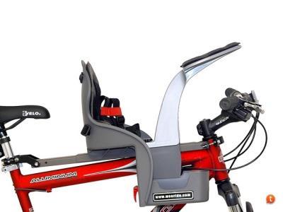 WeeRide – Bisiklet Ön Çocuk Koltuğu