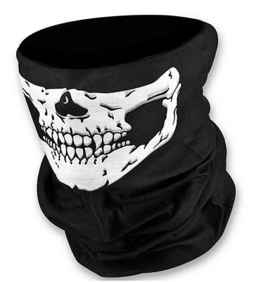 kurukafa maske , fular