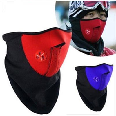 Neopren Polar Extreme Maske bisiket motosiklet ekipman