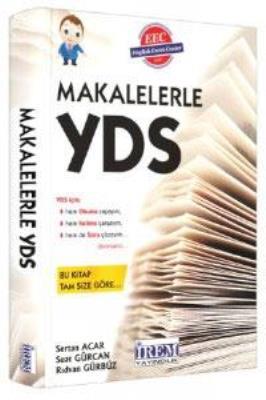 Makalelerle YDS Konu Anlatımlı