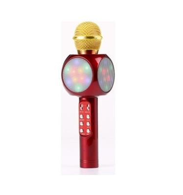 WS-1816 Karaoke Mikrofon Bluetooth Hoparlör