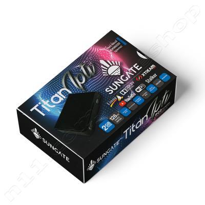 Sungate Titan IP HD Uydu Alıcısı