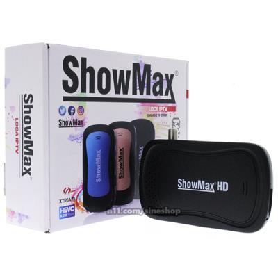 Showmax Mini HD Uydu Alıcısı - Ethernet - Xtream Uygulaması